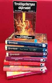Böcker av Weis och Hickman