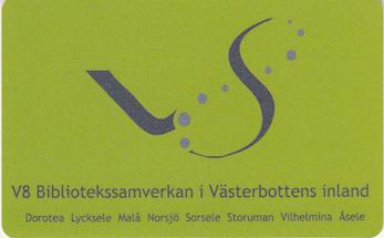 Illustrativ bild på ett lånekort.