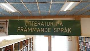 Böcker på andra språk