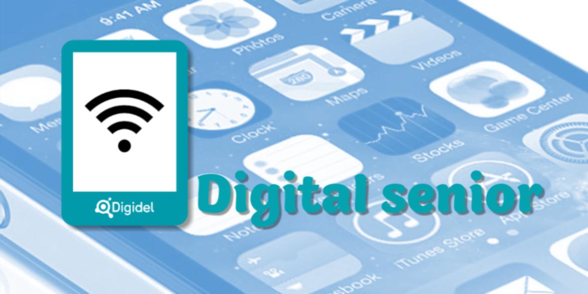 Digital senior för dig som vill lära dig mer om nyttan och nöjet med internet